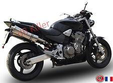 SILENCIEUX GPR TRIOVALE HONDA HORNET 900 / CB 900 F 2002/09