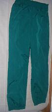 Obermeyer Skiwear Green Lined Pants Sz M W-30-38 In 32 #M2706