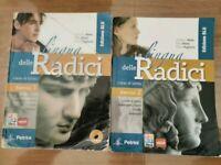 La lingua delle Radici esercizi 1 e 2 - AA. VV. - Petrini - 2011 - AR