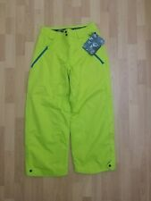 NWT Oakley snowboard ski pants baggy mens extra small neon bright