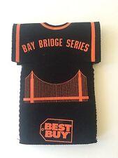 SF GIANTS Bay Bridge Series neoprene bottle Koozie SGA 989 Sports Best Buy