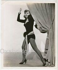 GREER GARSON Sexy Showgirl Photo 1948 ORIGINAL Julia Misbehaves Leggy J4113