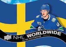 2020-21 UPPER DECK SERIES 1 NHL Worldwide PICK FROM LIST (Pre-Sale)