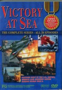 Victory at Sea - 4 discs DVD