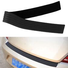 """Rear Bumper Guard Protector Trim Cover Scuff Sill Plate Trunk Twindoor Pad 35"""""""