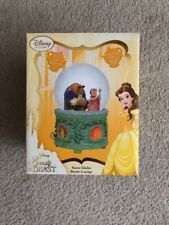 Disney Belle Beauty and the Beast Musical SnowGlobe New 2016