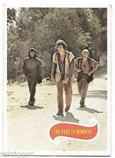 1967 Apjac Planet of The Apes (6) The Road To Nowhere
