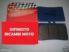 PASTILLA DE FRENO BREMBO DELANTERO GILERA 500 SATURNO 88 > 07BB1507