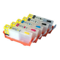 Refillable Ink Cartridge kit for HP862 C309a C309g C310a C410d B8558 C5388 C6388