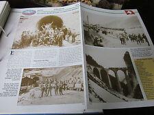 Alpenbahnen Archiv Albulabahn 1904 Schweiz