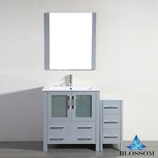 """Blossom 30"""" Sydney Single Sink Bathroom Vanity In Grey Color"""