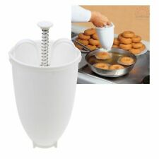 DIY Doughnut Donut Dough Maker Machine Manual Dispenser Kitchen Utensil Tool