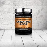 Scitec Nutrition 100% Creatine Monohydrate Capsules 250 caps