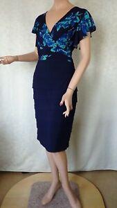 SIZE-12, TEABERRY Beautiful Stretch Knit Dress.
