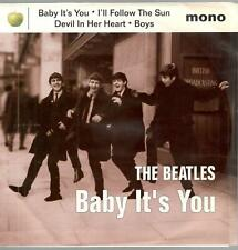 The Beatles: Baby It's You / I'll Follow The Sun ( Mono ), 7 in Record