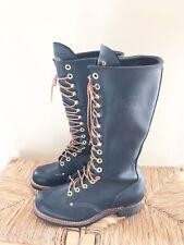"Carolina Linesman ~ 16""  Logger / Biker Boots ~ Men's Size 9 W"
