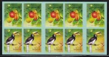 Album Treasures Singapore  Scott # 1124a  Care for Nature Complete Booklet  MNH