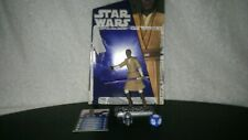 Hasbro Star Wars The Clone Wars CW20 Jedi Master Mace Windu Loose Complete