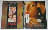 DVD Lot - Girl with a Pearl Earring (New) & Dangerous Liaisons (New)