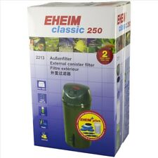 Eheim Classic 250 - 2213 (With Sponge Media) Canister Filter