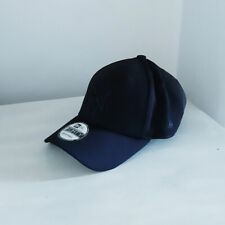 New York Yankees Black 9FORTY Strapback Baseball Cap