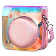 For Fujifilm Instax Mini 9/Mini 8 Instant Camera Case Bag Cover Removable Strap