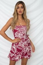 USA Women Summer Casual Sleeveless Evening Party Cocktail Beach Short Mini Dress