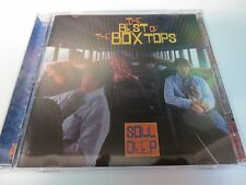 THE BOX TOPS ~ THE BEST OF THE BOX TOPS ~ SOUL DEEP ~ LIKE NEW CD
