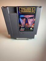 Nintendo NES Wizard & Warriors III Pal B