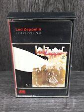 More details for led zeppelin - led zeppelin ii - cassette tape album