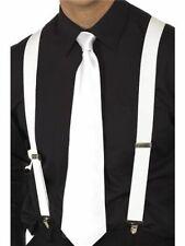 Cravate Blanche GANGSTER Déguisement Adulte Homme Costume Mafia Al Capone