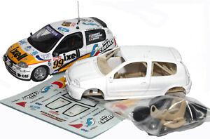 KIT JPS 1/43ème - RENAULT CLIO RS - 24 HEURES DE SPA 2000