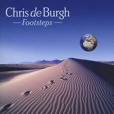 Chris de Burgh Footsteps (2008) [CD]