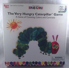 UNIVERSITY GAMES THE VERY HUNGRY CATERPILLAR GAME FACTORY. Complete!