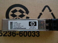 HP A7446B 4GB SW ShortWave 5 X Single Pack SFP Transceiver 405287-001 New!