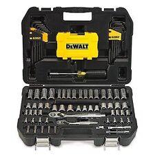 STANLEY CONSUMER TOOLS Mechanics Tool Set, 108-Pc. DWMT73801