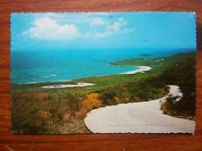 ST MARTEEN WEST INDIES CARRIBEAN SEA  1979  postcard