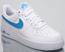 detailing cf4b0 a3897 Mens Nike Air Force 1 07 3 Ao2423-100 White university Blue Size 10