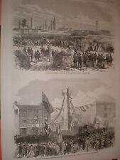 Fenian amnesty meet Cabra Dublin 200 anniversay natives society Winchester 1869