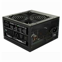 Aerocool Integrator 500W 80+ Power Supply PC PSU 120mm Fan 6-pin PCI-E PFC