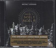 Michel Legrand - Noel ! Noel !! Noel !!! CD Brand New Greatest Christmas Songs
