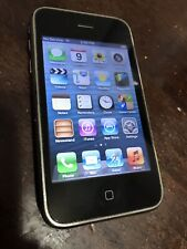 Apple iPhone 3GS - 16GB - Black Rogers A1303 (GSM)