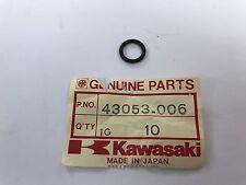 O Ring Kawasaki NOS: 43053-006