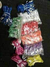 LOT 20 AUX CABLES 3.5mm AUXILIARY CORD Male Stereo Audio Cable iPod MP3 CAR
