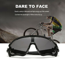 Black3 Glasses Cycling Goggles Bike Motorcycle Bicycle Sunglasses UV Protection
