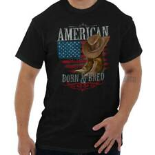 American Born Bred Country Shirt | Southern Redneck Western T Shirt
