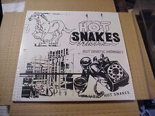LP:  HOT SNAKES - Automatic Midnight SEALED NEW + download ROCKET FROM THE CRYPT