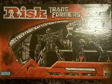 RISK Transformers, Cybertron War Edition  New & Sealed Contents