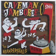 The Neanderthals - 10 INCH 25 CM Caveman Jamboree - Vinyl NEW - USA  60's garare