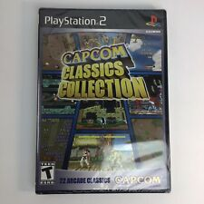 Capcom Classics Collection PS2 New Playstation 2
